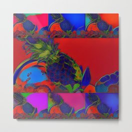 Fruit Salad Metal Print