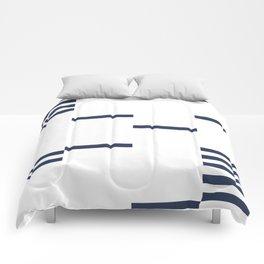 STRIPES Comforters
