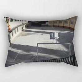 Sport is Dead Rectangular Pillow