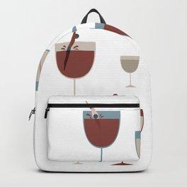 Wine diving Backpack