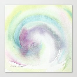 Whirlpool Canvas Print