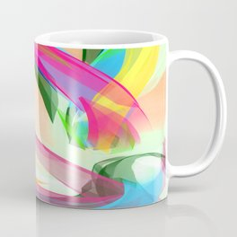"""C"" is for Colour Coffee Mug"