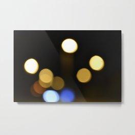 Blur (2) Metal Print