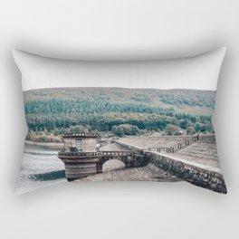 The Dam Rectangular Pillow