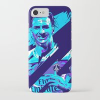 zlatan iPhone & iPod Cases featuring Zlatan Ibrahimović : Football Illustrations by mergedvisible