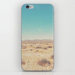 the Mojave Desert ... iPhone Skin