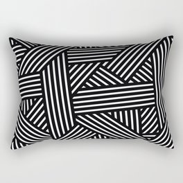 Braided liens Rectangular Pillow