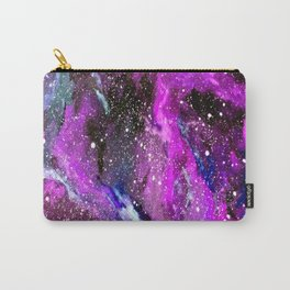 Galaxy (pink) Carry-All Pouch