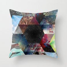 The Alarmingly Unstable Throw Pillow