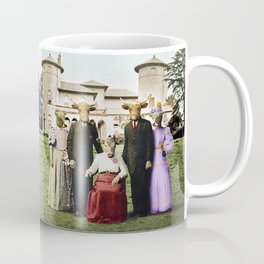 Cowtown Abbey Coffee Mug