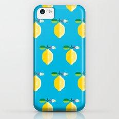 Fruit: Lemon iPhone 5c Slim Case