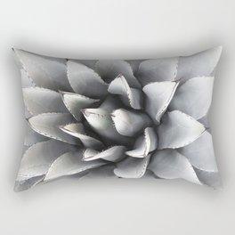 Plant, Succulent, Cactus, Nature, Scandinavian, Minimal, Wall art Rectangular Pillow