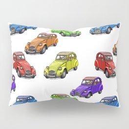 2cv pattern small Pillow Sham