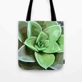 Green Earthly Rescue Tote Bag