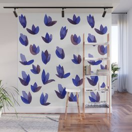 Read My Tulips Wall Mural