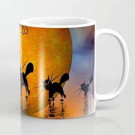 mooncat's catwalk Coffee Mug