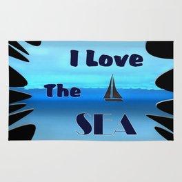 SEA LOVE Rug