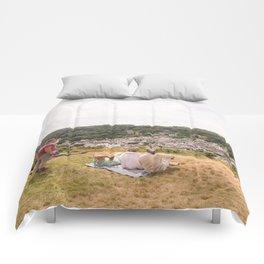 Etretat_2 Comforters
