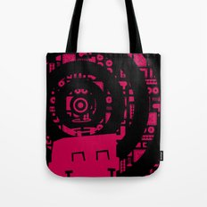 Little Robot  Tote Bag