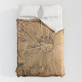 Dandelion #1 Comforters