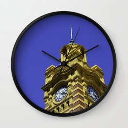 Flinders Wall Clock