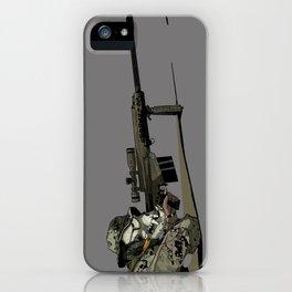 Teufelhund iPhone Case