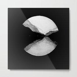 Minimal landscape Metal Print