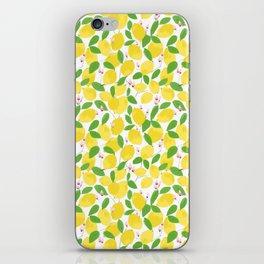 california lemons iPhone Skin