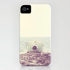 the dreamer ... iPhone (4, 4s) Slim Case