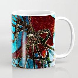 Colorful basketball art print vs 177 Coffee Mug