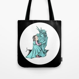 We Really Do care Tote Bag
