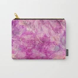 Pink Hues Carry-All Pouch