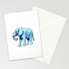 Elefante Blu Stationery Cards