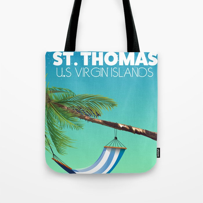 St. Thomas, US Virgin Islands Tote Bag