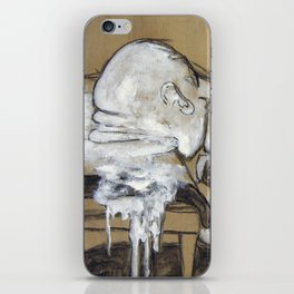 Melted iPhone Skin