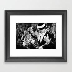 Tango3 Framed Art Print