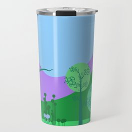 Old Owl Travel Mug