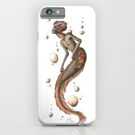 Mermaid 7 iPhone Case