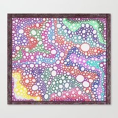 Bubbles 7 Canvas Print