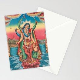 Shri Shri Guranga Avatara - Vintage Krishna Art Stationery Cards