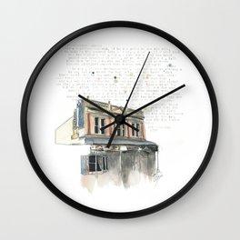 133 Ridiford Street, Wellington Wall Clock