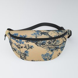 Beckon the Blue Fanny Pack