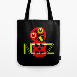 Hei Tiki New Zealand Tote Bag