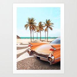 Copacabana Art Print
