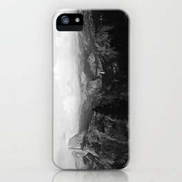 Yosemite x Glacier Point iPhone Case