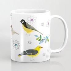 Polish birds Mug