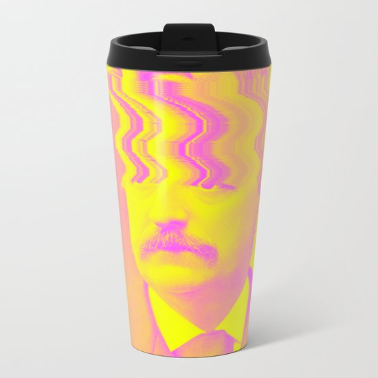 Twisted life Metal Travel Mug