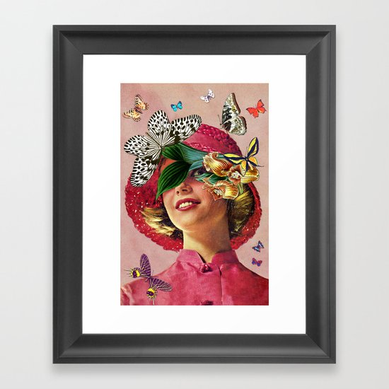 Chrysalis Framed Art Print