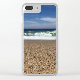 You Deserve This Clear iPhone Case