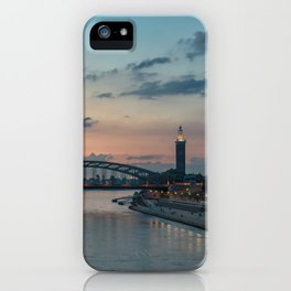 COLOGNE 20 iPhone Case